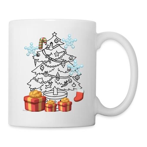 Christmas is here!! - Coffee/Tea Mug