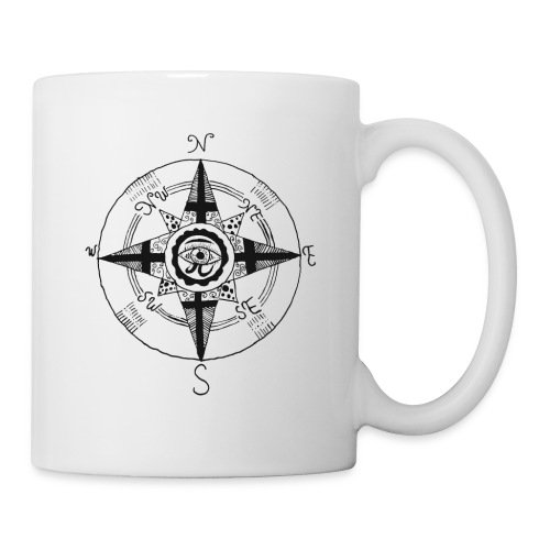 Compass - Coffee/Tea Mug