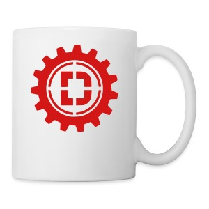 Stacked Logo - Coffee/Tea Mug