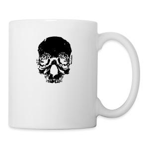 Skull rose - Coffee/Tea Mug
