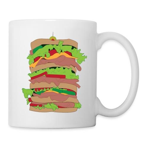 The Dagwood - Coffee/Tea Mug
