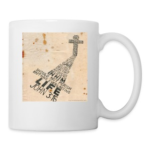 john3:16 - Coffee/Tea Mug