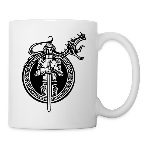 logo knight - Coffee/Tea Mug