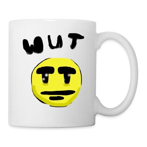 Wut Face - Coffee/Tea Mug