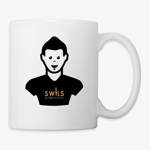 Swils – Cartoon Wil - Coffee/Tea Mug