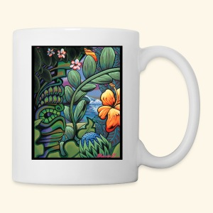 Tikis Reef - Coffee/Tea Mug