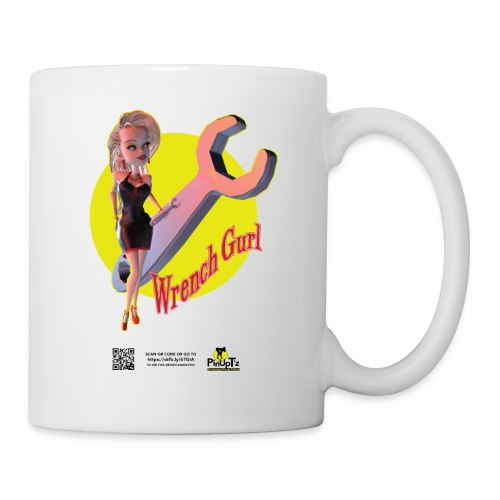 PinTz design 02 - Coffee/Tea Mug