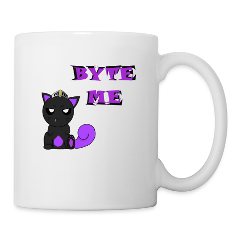 Byte Me - Coffee/Tea Mug