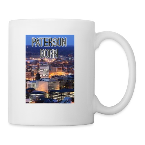 Paterson Born - Coffee/Tea Mug