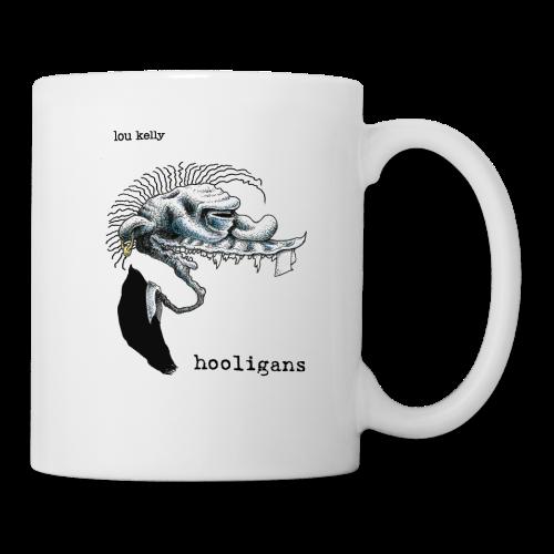 Lou Kelly - Hooligans Album Cover - Coffee/Tea Mug