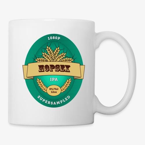 1080p Supersampled HOPSEX - Coffee/Tea Mug