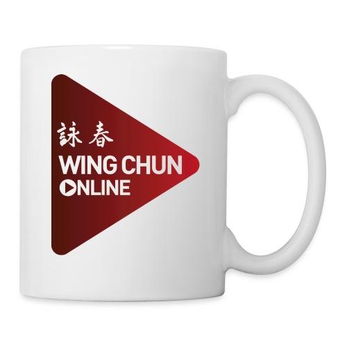 Wing Chun Online Logo - Coffee/Tea Mug