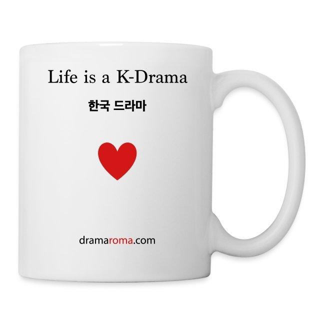 Life is a K-Drama for Korean Drama lovers, v/1