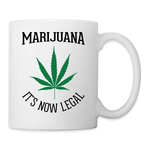 marijuana fan t-shirt - Coffee/Tea Mug