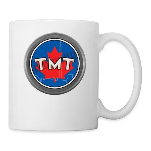 TMT White Letter Version2 - Coffee/Tea Mug