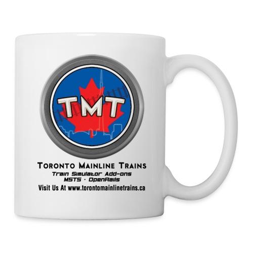 TMT Black Letters Version2 - Coffee/Tea Mug