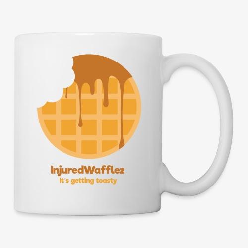 InjuredWafflez It's Getting Toasty - Coffee/Tea Mug