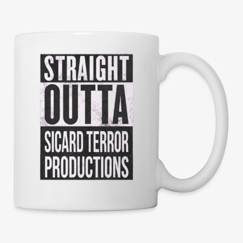 Strait Out Of Sicard Terror Productions - Coffee/Tea Mug