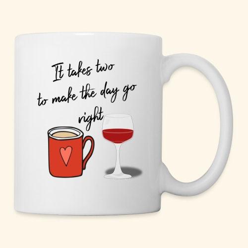 It takes two - Coffee/Tea Mug