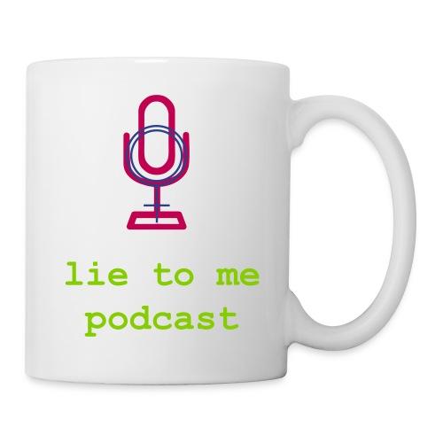 lie2melogo2 - Coffee/Tea Mug