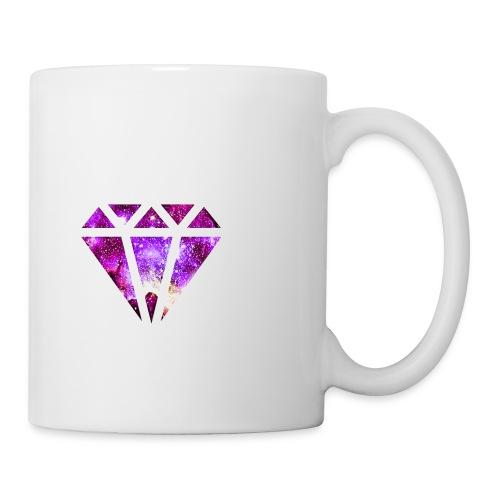 Purple diamond - Coffee/Tea Mug