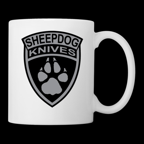 SheepDog Knives Logo - Coffee/Tea Mug