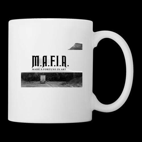 Road to Success(Mafia) - Coffee/Tea Mug