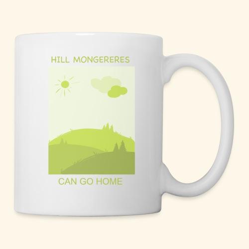 Hill mongereres - Coffee/Tea Mug