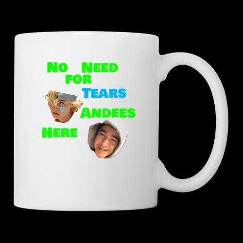 No need for tears - Coffee/Tea Mug
