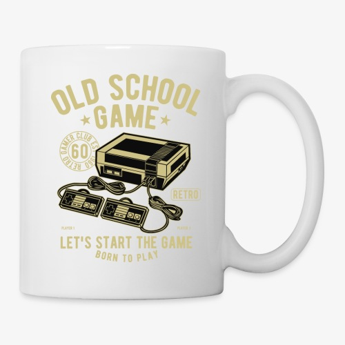 Old School Game - Coffee/Tea Mug