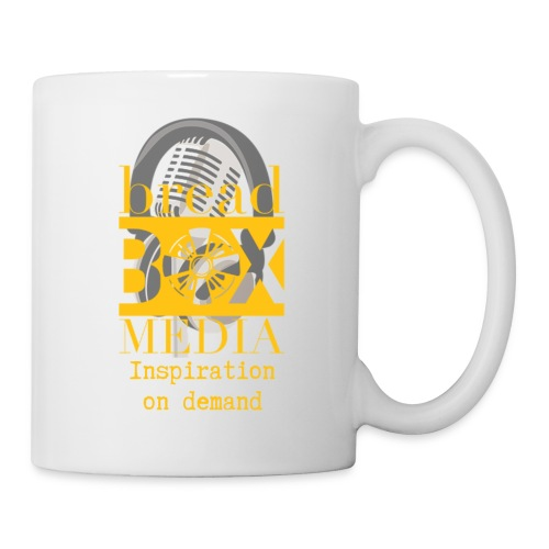 Breadbox Media - Inspiration on demand - Coffee/Tea Mug
