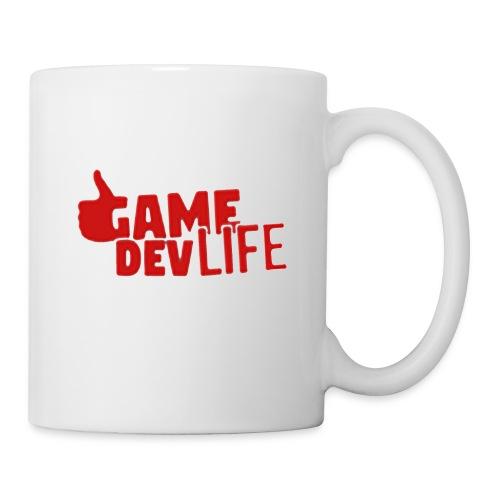 Game Dev Life (NEW DESING) - Coffee/Tea Mug