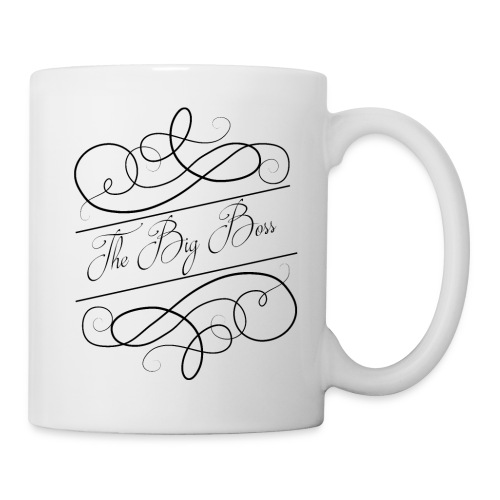 The Big Boss - Coffee/Tea Mug