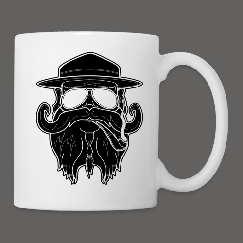 OldSchoolBiker - Coffee/Tea Mug