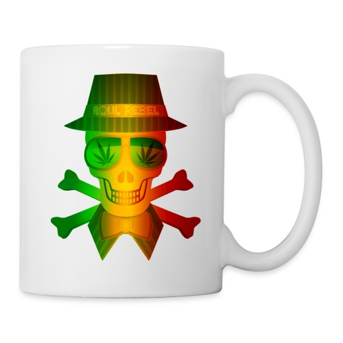 Rasta Man Rebel - Coffee/Tea Mug