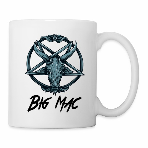 Big Mac Pentagram - Coffee/Tea Mug