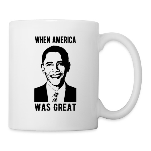 When America Was Great - Coffee/Tea Mug