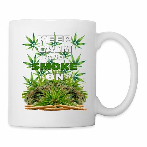 Keep Calm Smoke - Coffee/Tea Mug