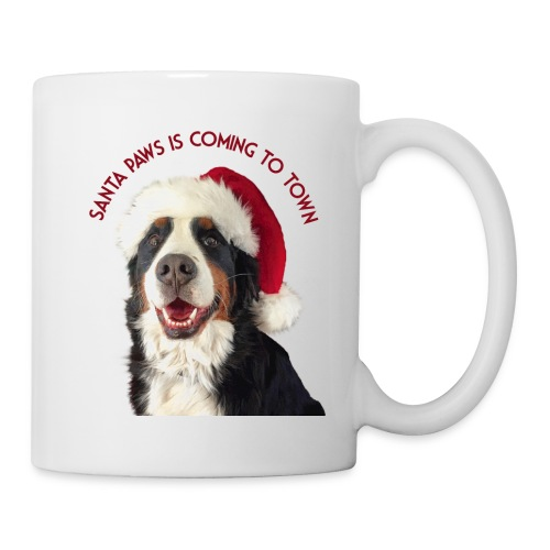Santa Paws - Coffee/Tea Mug