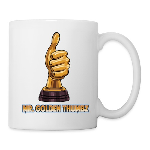 Mr. Golden Thumbz 1K Subscriber Achievement - Coffee/Tea Mug