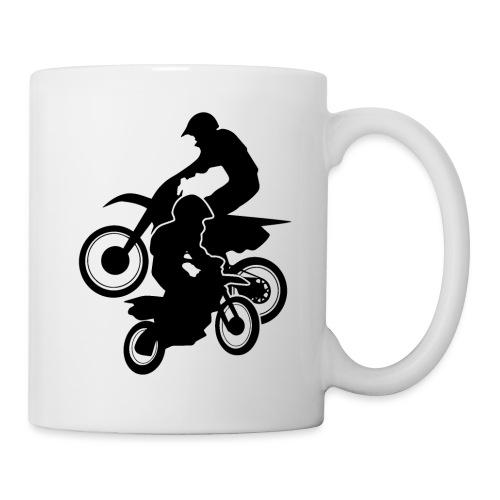 Motocross Dirt Bikes Off-road Motorcycle Racing - Coffee/Tea Mug