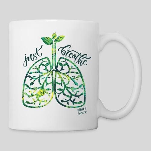 Just breathe - Coffee/Tea Mug