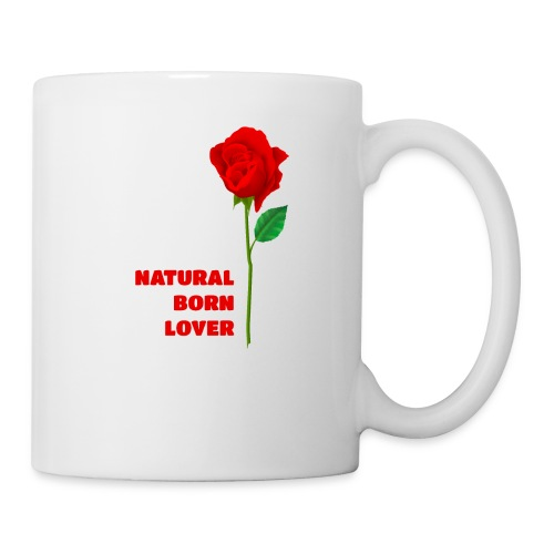 Natural Born Lover - I'm a master in seduction! - Coffee/Tea Mug