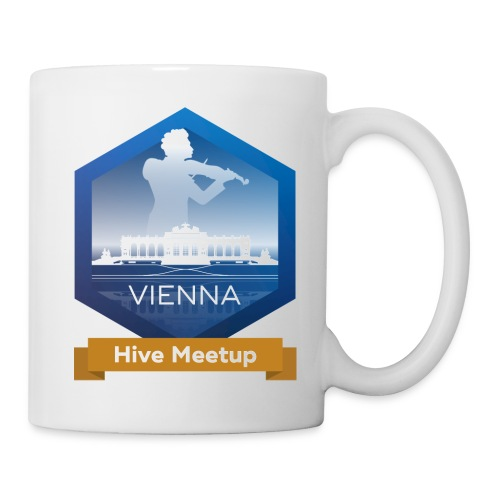 Hive Meetup Vienna - Coffee/Tea Mug