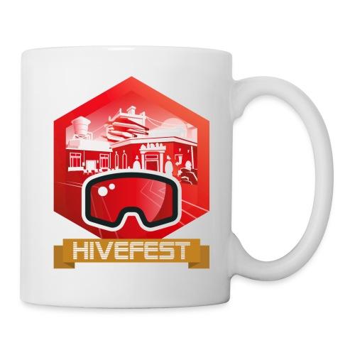 HiveFest V Banner - Coffee/Tea Mug