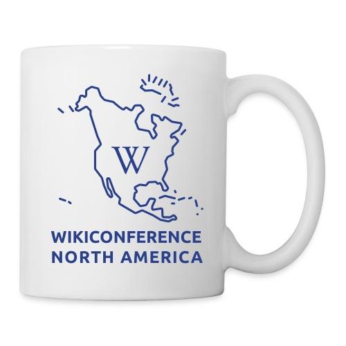 WikiConference North America Logo - Coffee/Tea Mug