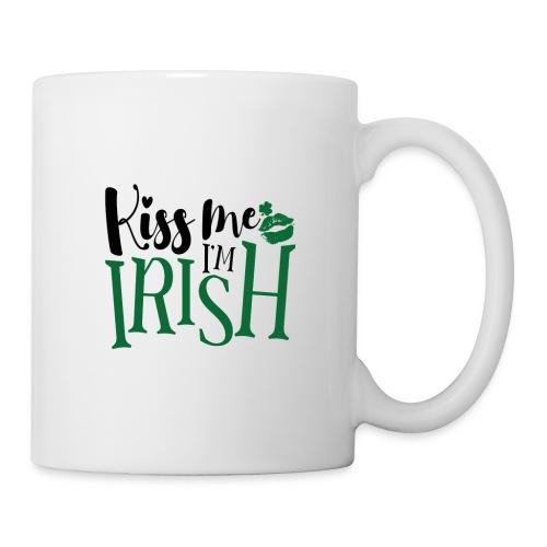 kiss me I'm Irish - Coffee/Tea Mug