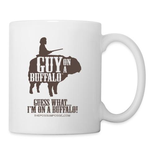 Guess What - Coffee/Tea Mug