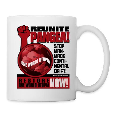 Reunite Pangea - Coffee/Tea Mug