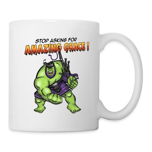 hulk title 2 - Coffee/Tea Mug